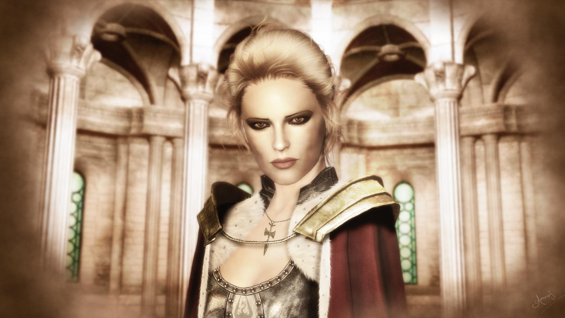 Empress Chiara Avento I by amnis406