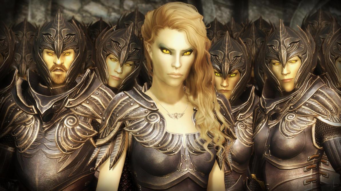 Adriel Arana of Alinor by amnis406