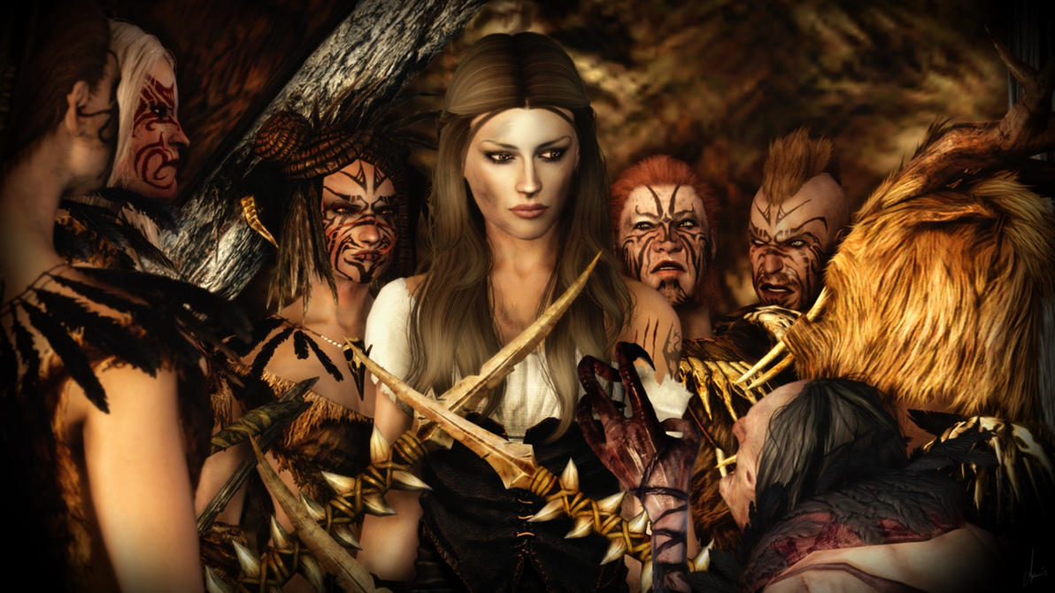 Forsworn Hospitality by amnis406