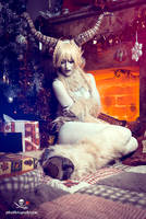 Krampus Cosplay - christmas set by Adelbra