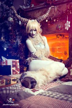 Krampus Cosplay - christmas set
