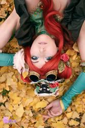 Poison Ivy Steampunk NoFlutter Version by Adelbra