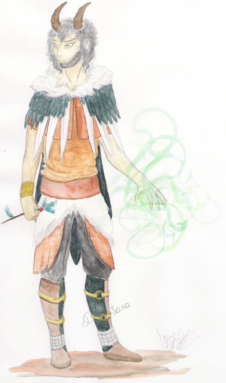 Myth Loki by Diva-Iana