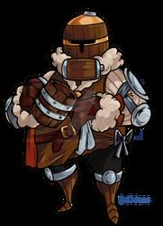 Tavern Knight Rendered Finish