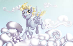 Cloud Hoppin' by MohawkMax