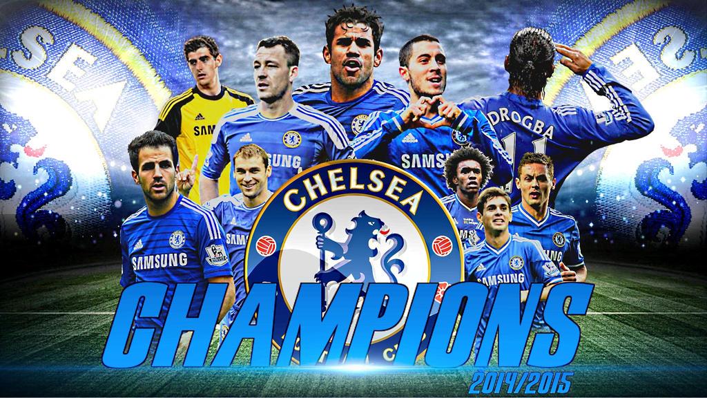 Chelsea Champion Wallpaper By WrEsTleM4Ni4c28