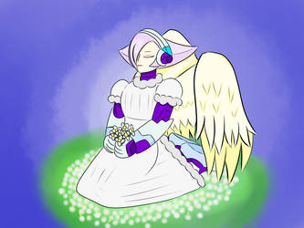 Angel Lumine by CyborgSapphire