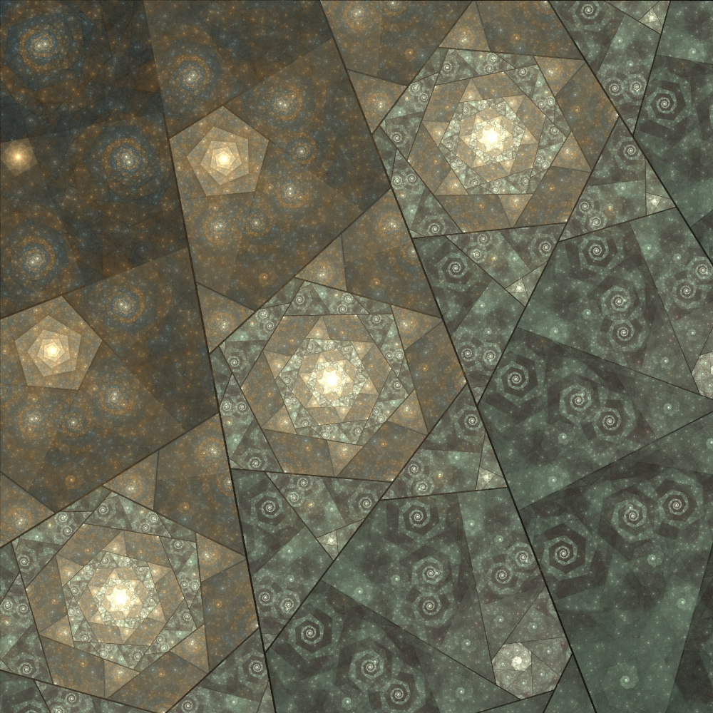 Textured Mosaic