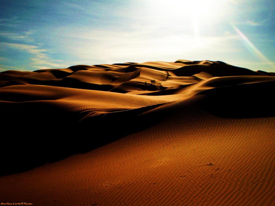 Desert II by murgymurge
