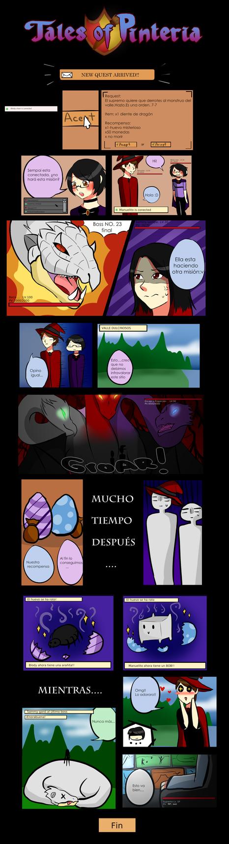tails of pinteria #1 (spanish) by ultra-bloodbath