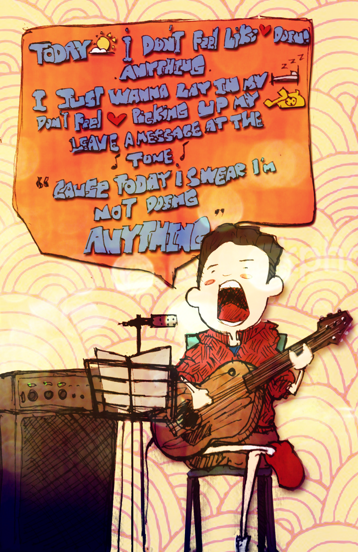 The Red Hood - Lazy song by SEEZ85