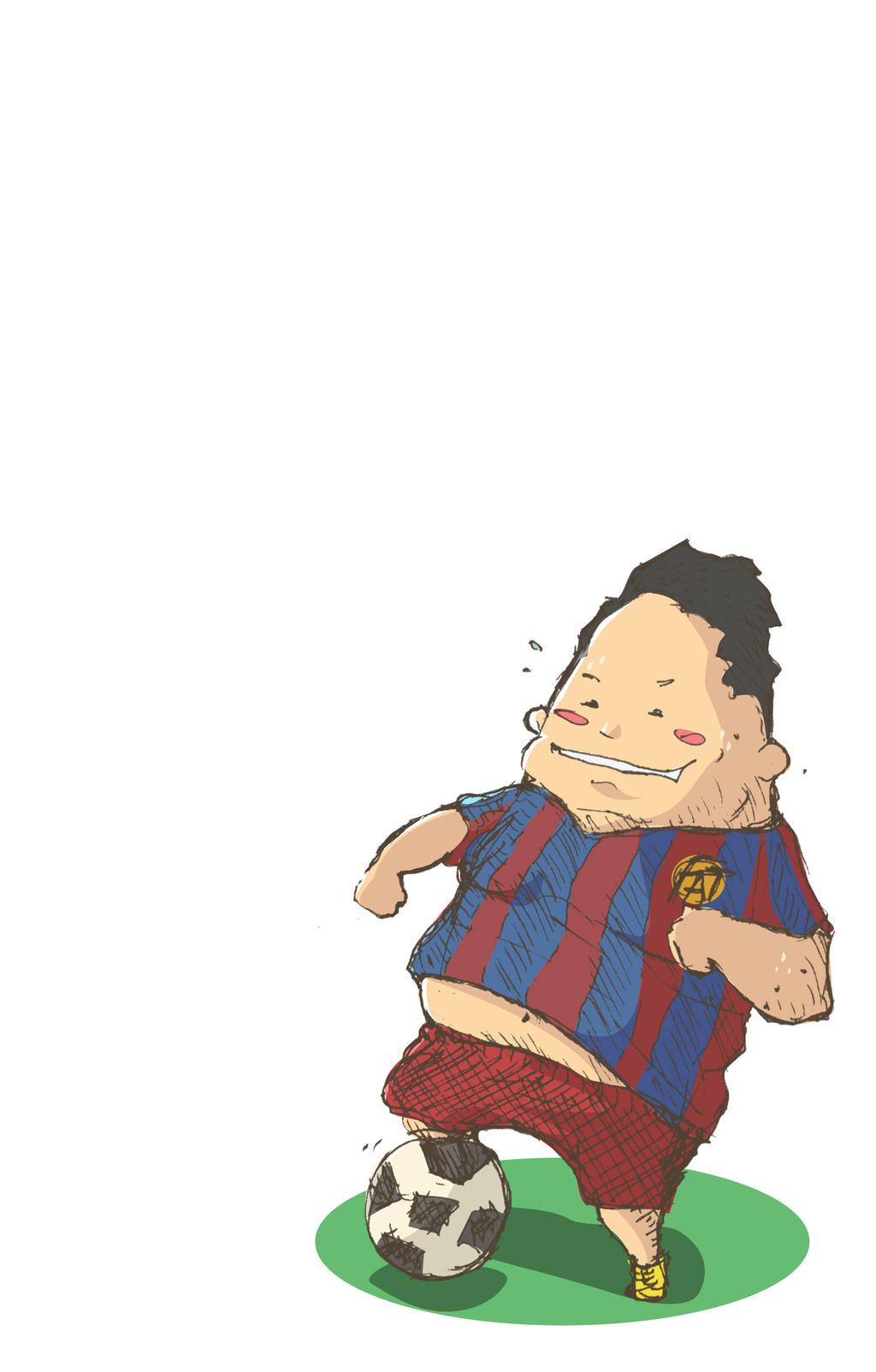 MYOW - Fat Soccer by SEEZ85