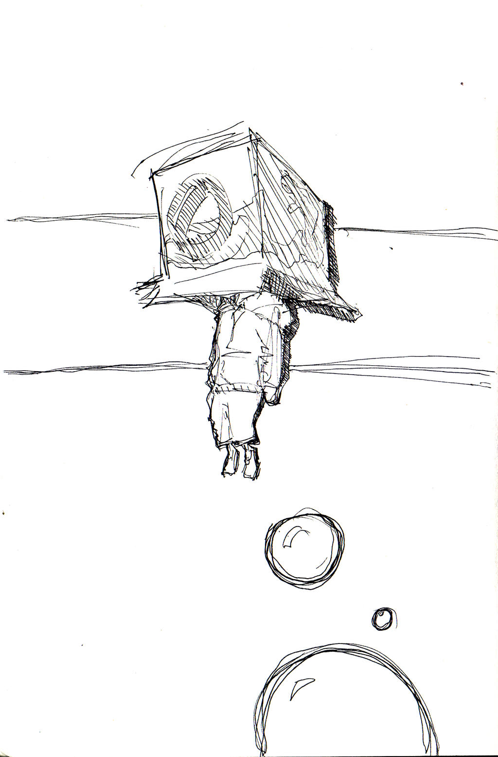 Box Head - Going small by SEEZ85