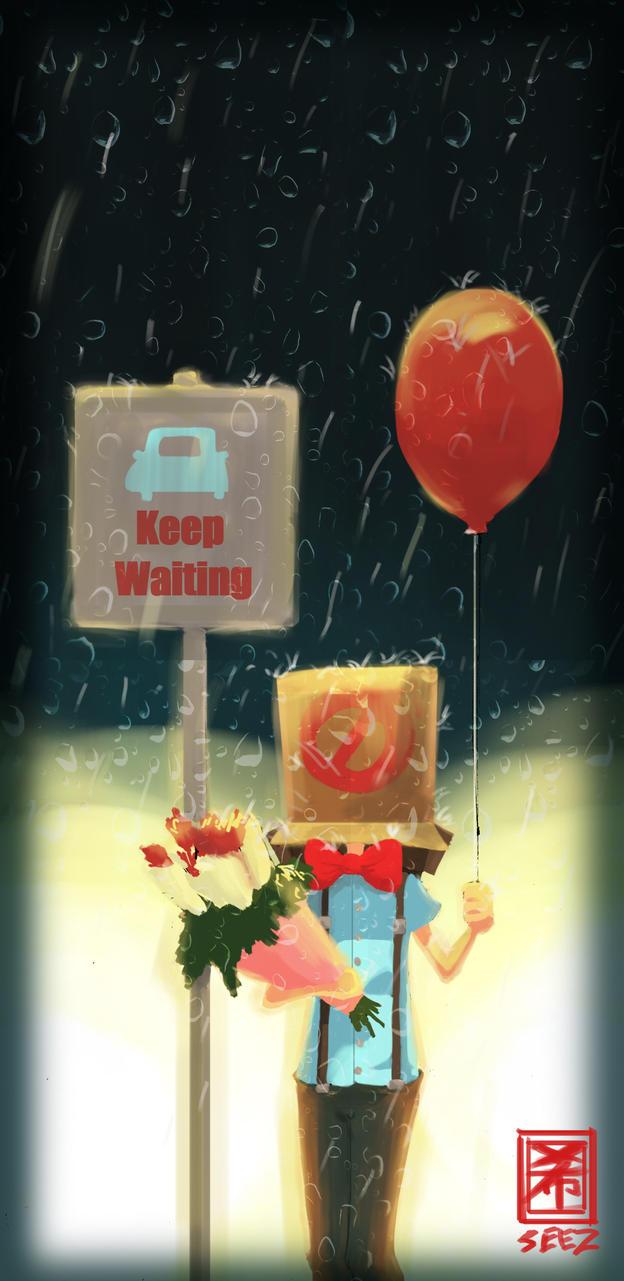 Box Head - Keep waiting (Edit) by SEEZ85