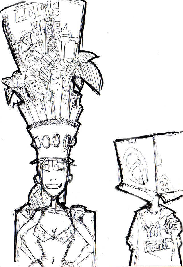 Box Head - Wow by SEEZ85