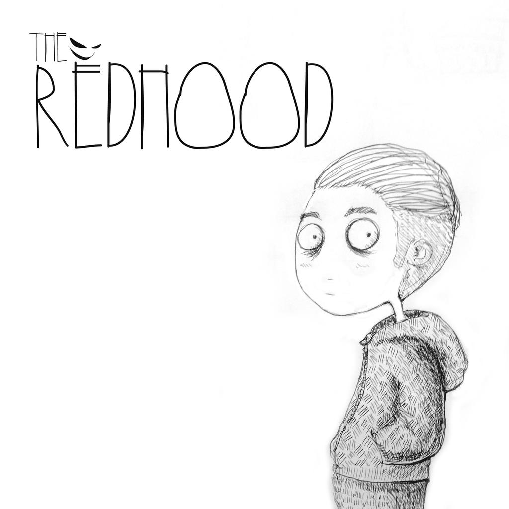 001 - The Redhood Cover by SEEZ85