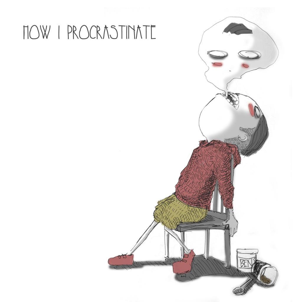 008 - Procrastinating by SEEZ85