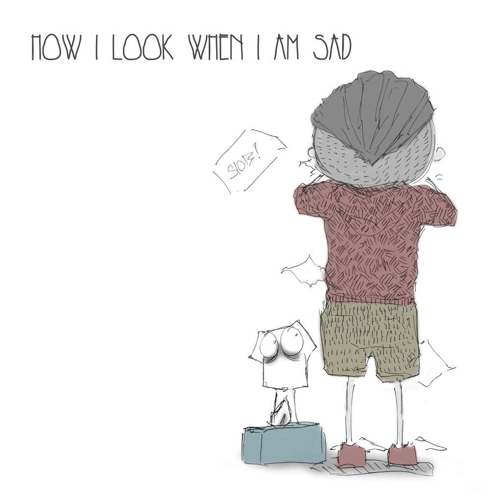 024 - When i am sad by SEEZ85