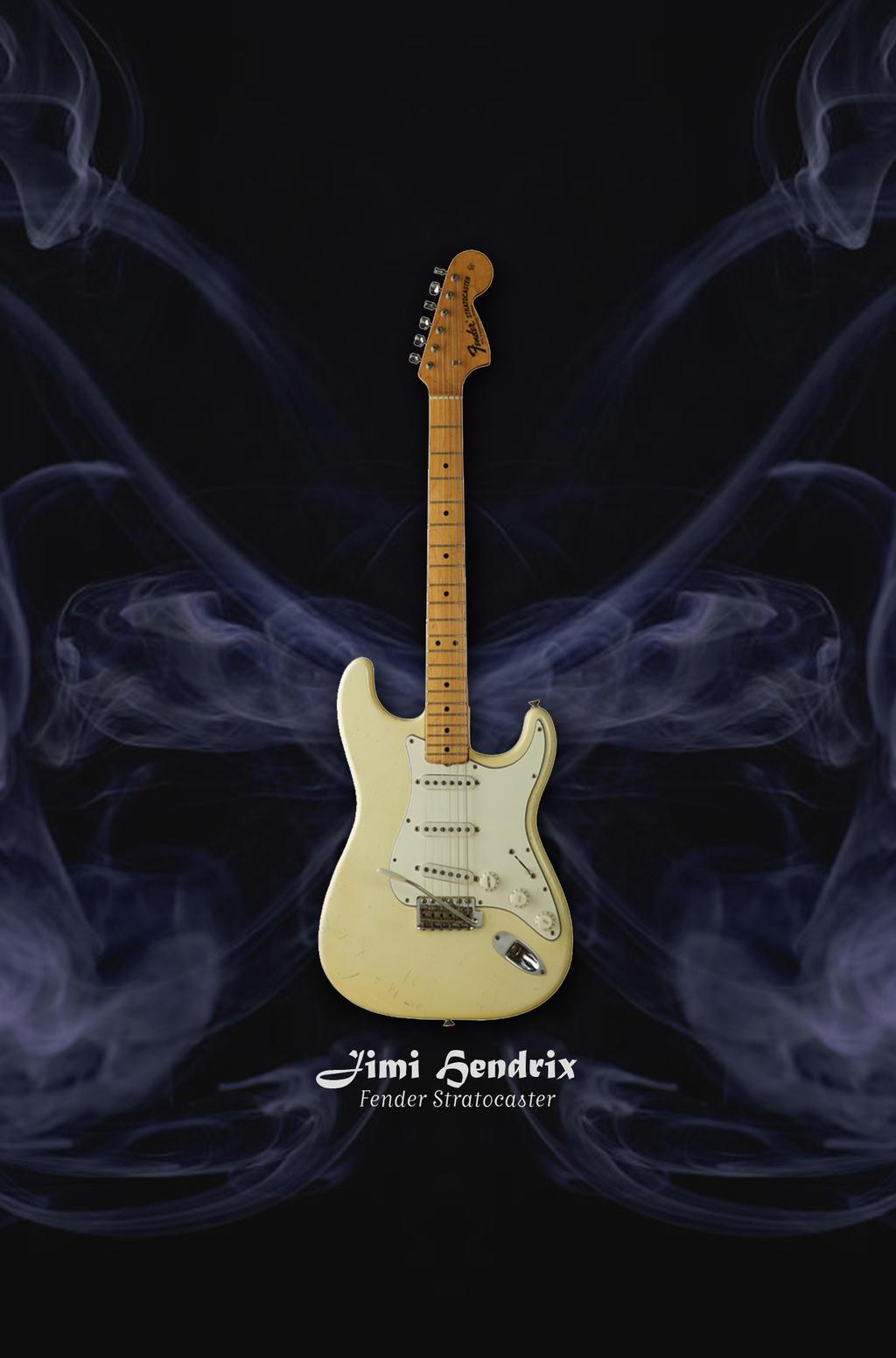 Jimi Hendrix by SEEZ85
