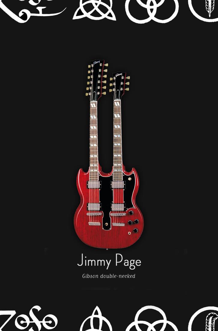 Jimmy Page by SEEZ85