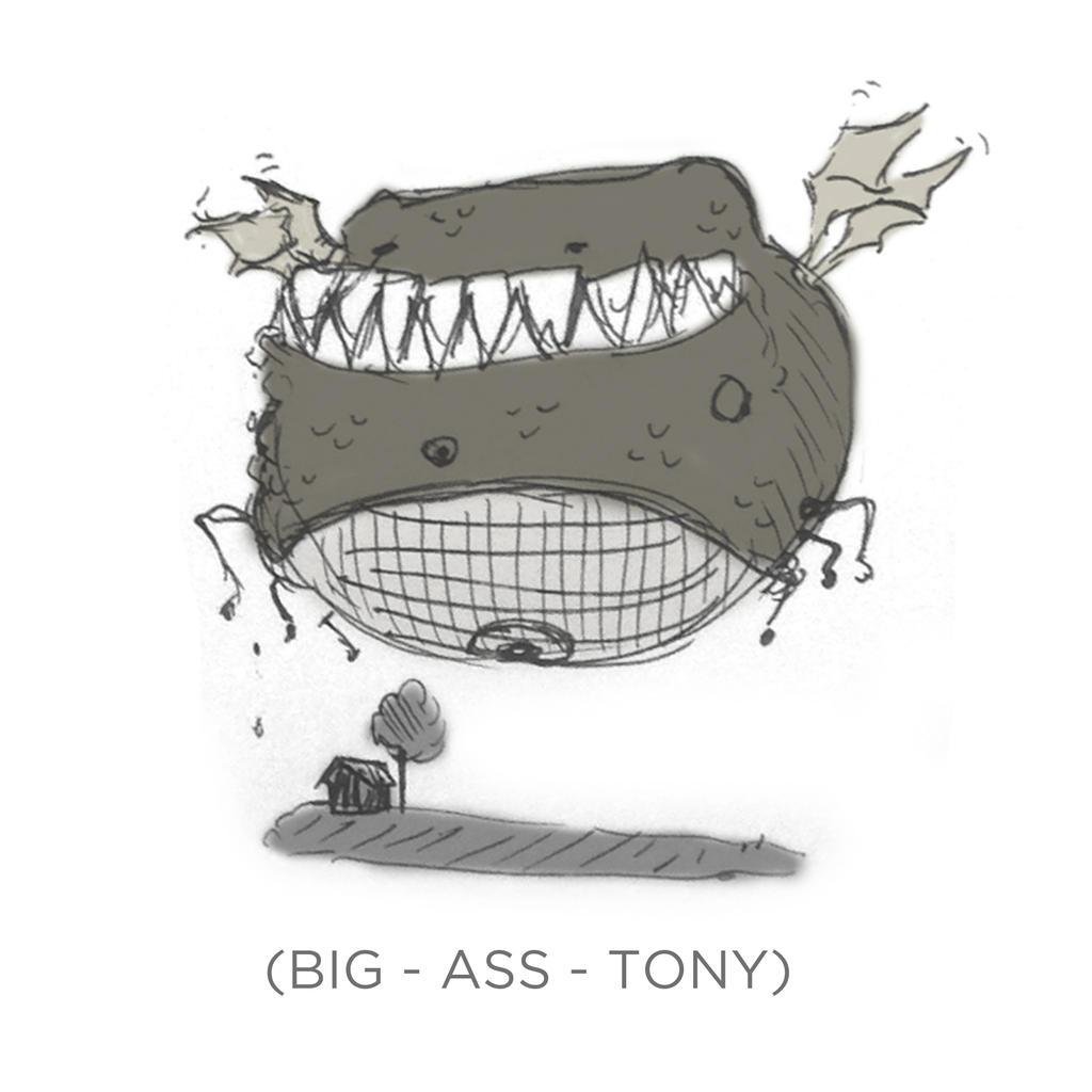 008 - Big - ass - tony by SEEZ85