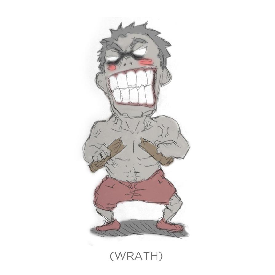 001 - Wrath by SEEZ85