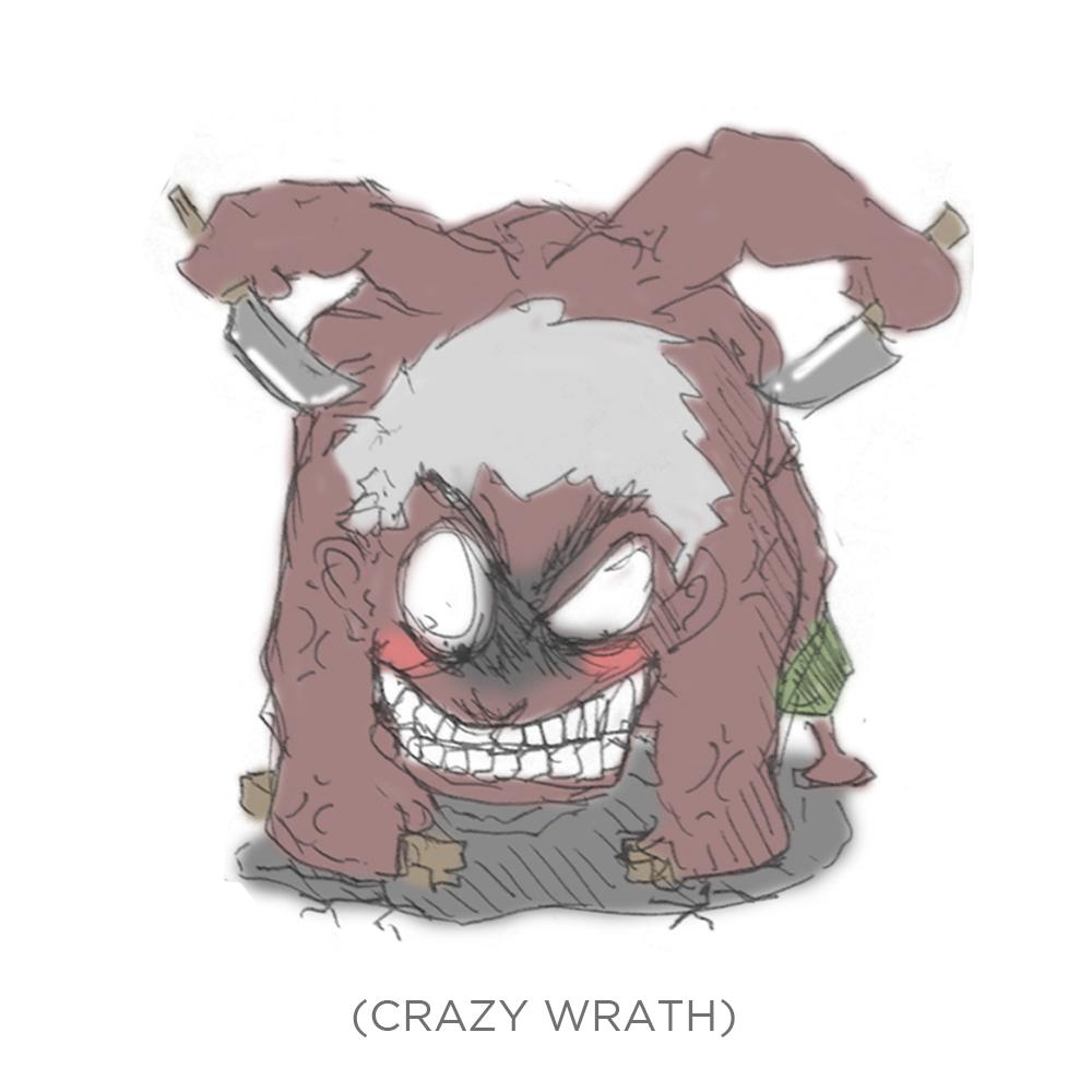 002 - Crazy Wrath by SEEZ85