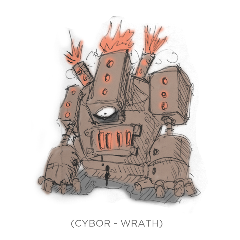 004 - cybor Wrath by SEEZ85