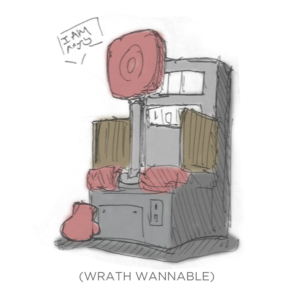 006 - Wrath wannabe by SEEZ85