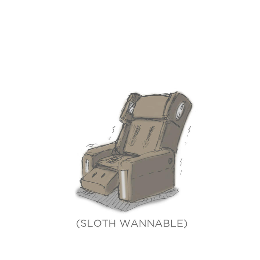 006 - Sloth Wannabe by SEEZ85