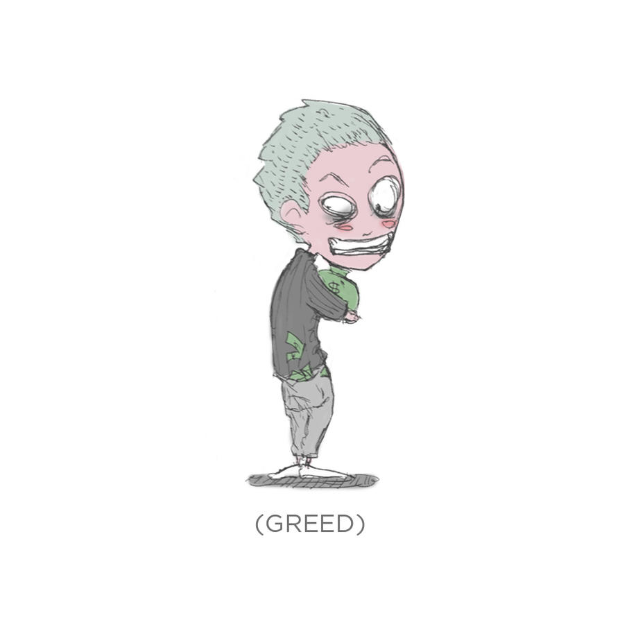 001 - Greed by SEEZ85