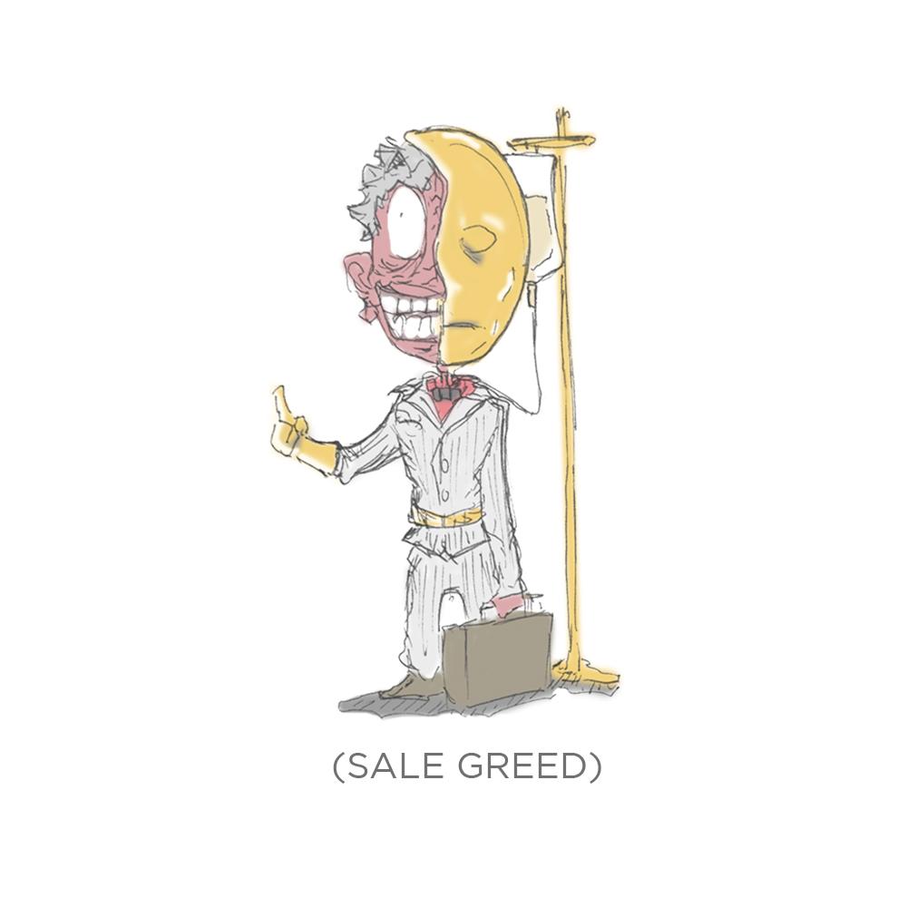 002 - Sale Greed by SEEZ85