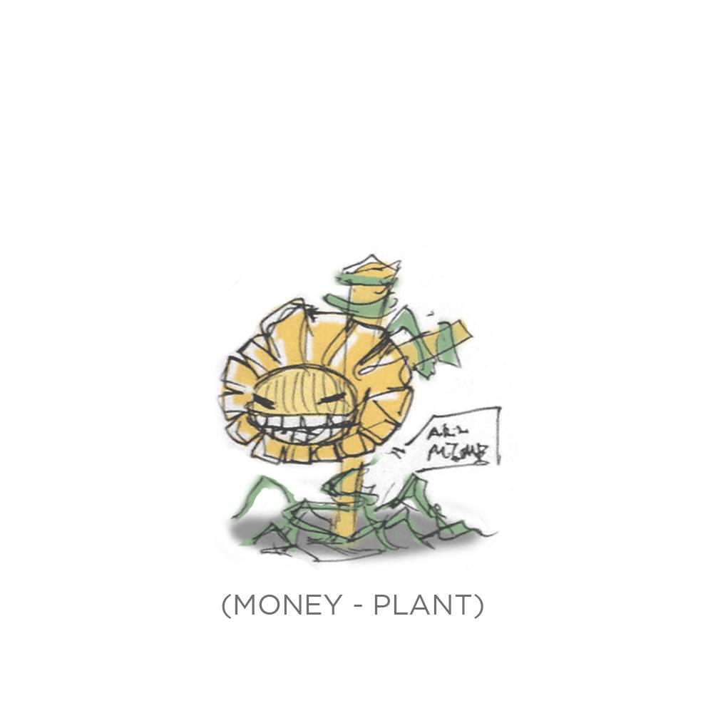 007 - Money Plant by SEEZ85