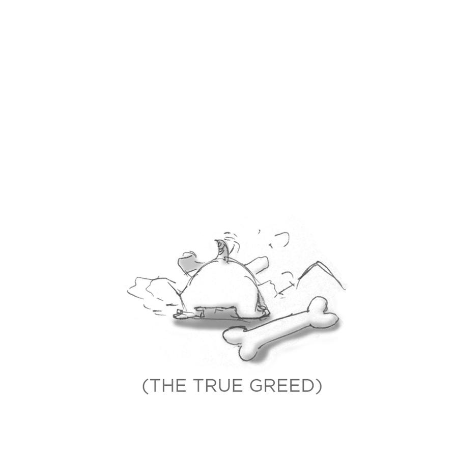 009 - The True Greed by SEEZ85