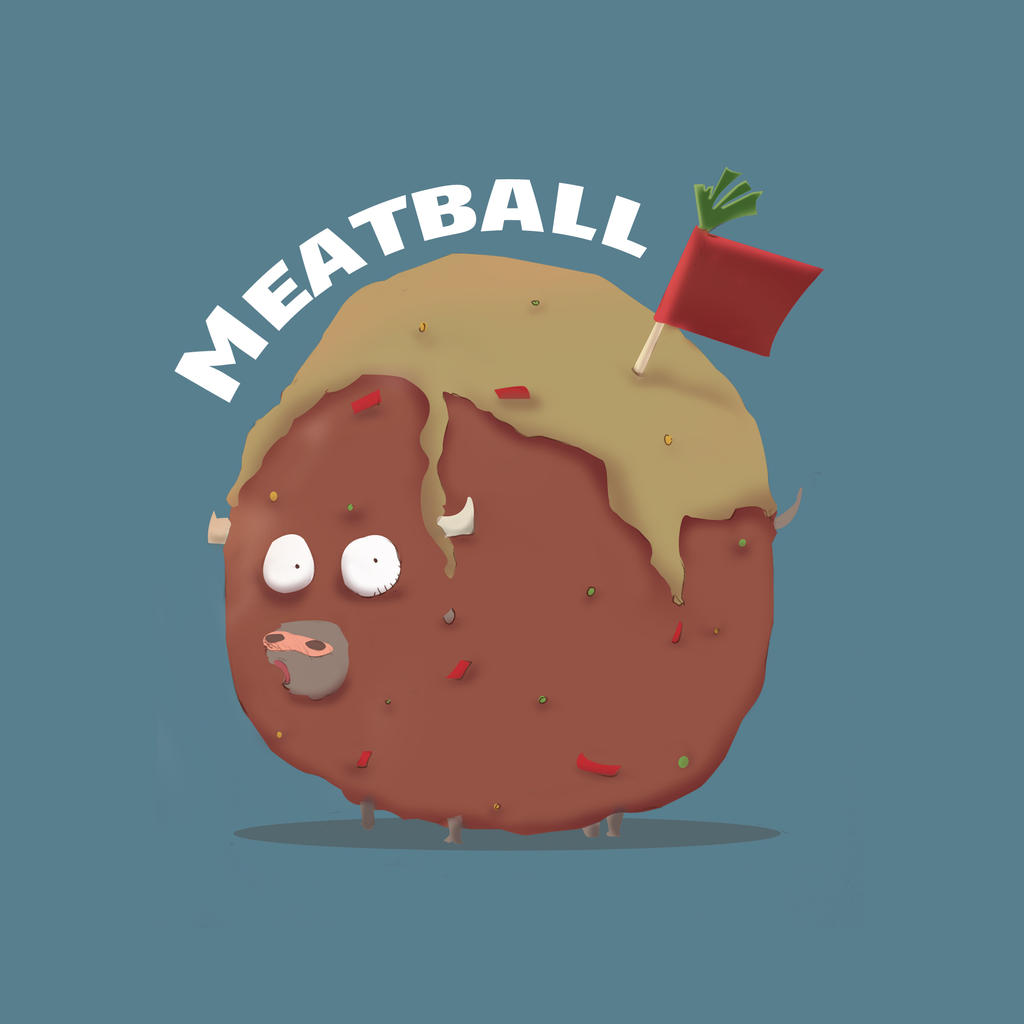 The Meatball by SEEZ85