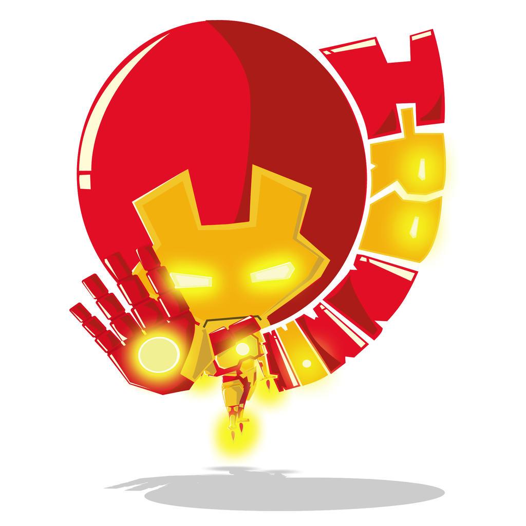 Ironman Final by SEEZ85