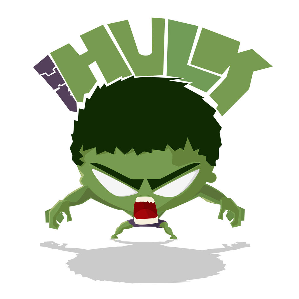 The Hulk by SEEZ85
