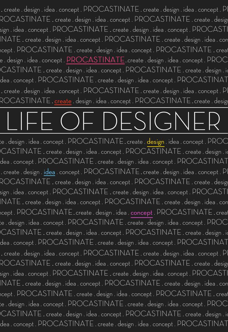 Life of designer(Digital) by SEEZ85