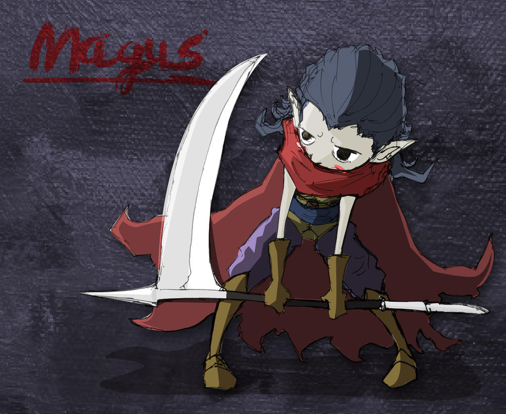 Magus style by SEEZ85