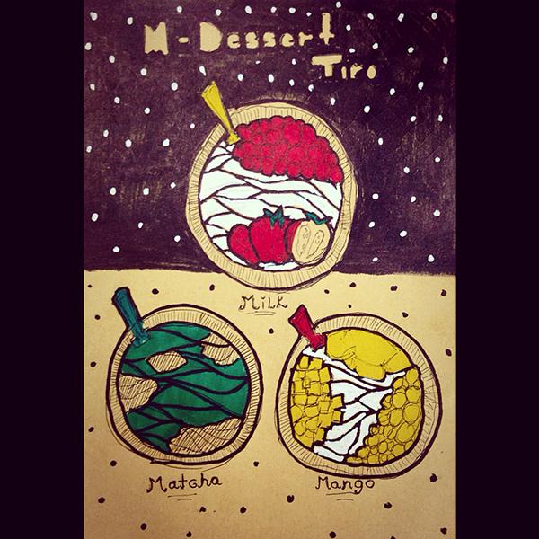M-Dessert Trio by SEEZ85