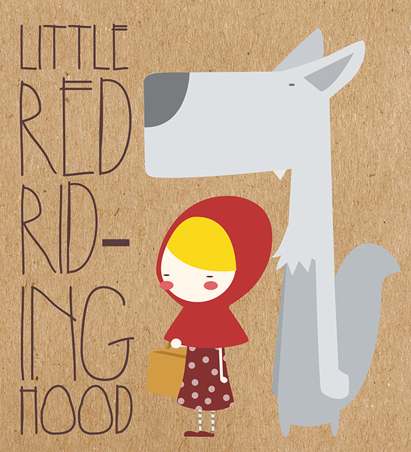 Little Red Riding Hood by SEEZ85