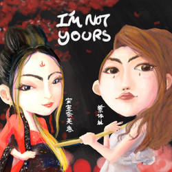 Jolin and Amuro - Im Not Yours