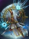 Visayan Supreme God/ Sky Deity- Kaptan