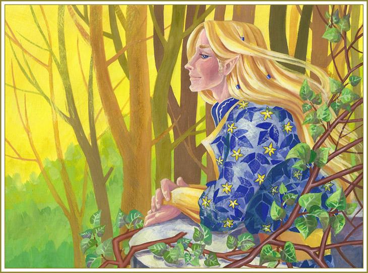 Finrod by Tanmorna