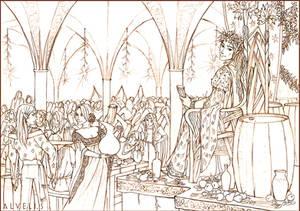 Elfs of Mirkwood