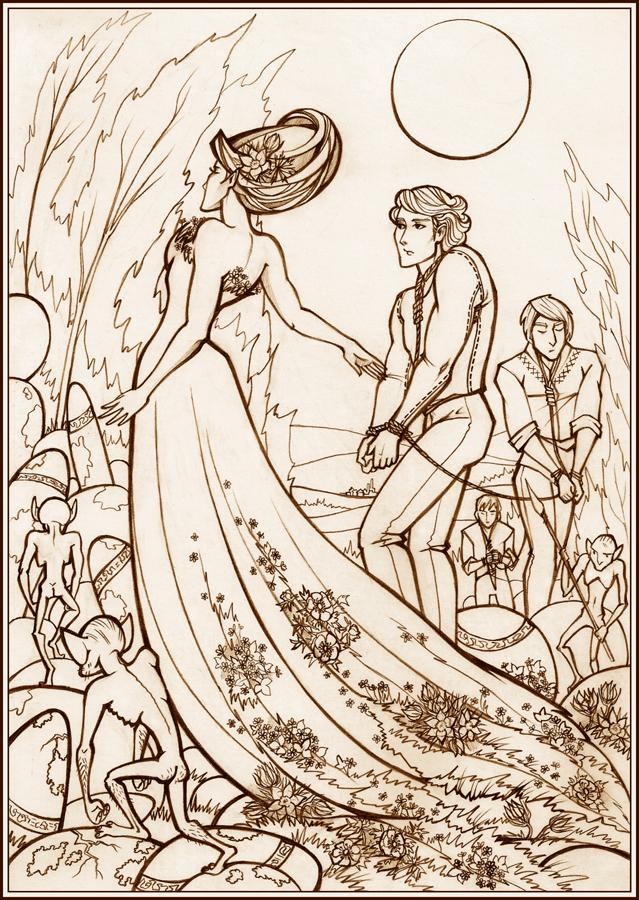 Fairy by Tanmorna
