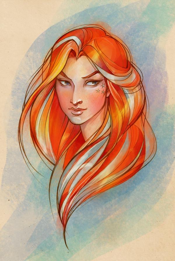 Diana by Tanmorna