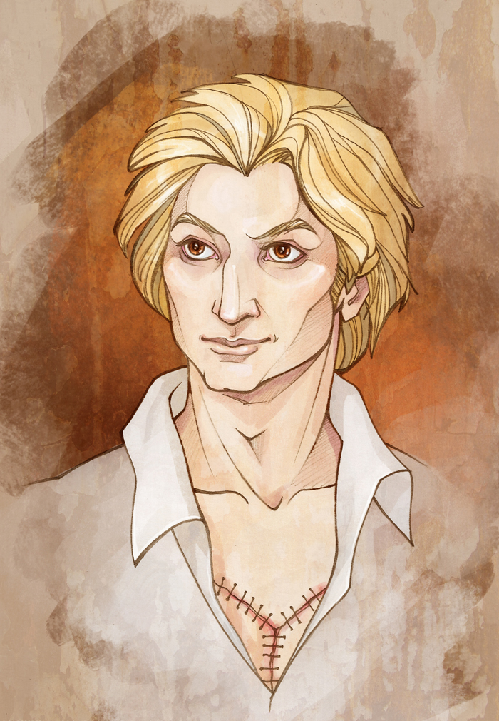 Commission: Eldar by Tanmorna