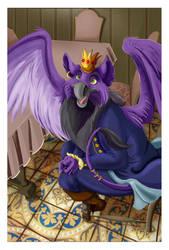 Unholy Ravens by gundunim