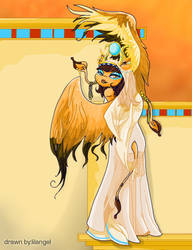 Princess Amira by gundunim